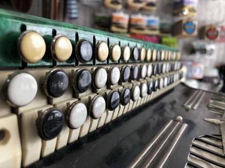 · Количество кнопок правой клавиатуры(голоса): 3 ряда, 55 шт · Количество кнопок. Чернигов, Черниговская область. фото 8