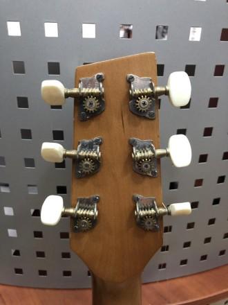 · Производитель: Львов · Количество струн: 6 струн · Тип Инструмента: Акустическ. Чернигов, Черниговская область. фото 6