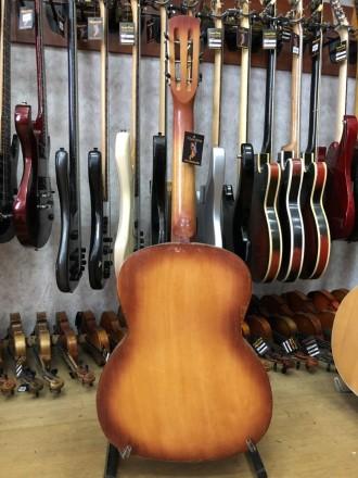 Производитель: СССР • Тип инструмента: Классическая Гитара • Тип струн: Новые Ме. Чернигов, Черниговская область. фото 8