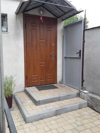 современный студийный дом, сдается на длительный срок, место для авто.. Поселок Котовского, Одесса, Одесская область. фото 2