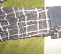 Очень теплые, стильные штанишки для девочки на флисе. Состояние хорошее, дефекто. Нікополь, Дніпропетровська область. фото 4