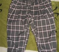 Очень теплые, стильные штанишки для девочки на флисе. Состояние хорошее, дефекто. Нікополь, Дніпропетровська область. фото 2