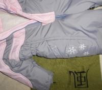 Очень теплый комбинезон на овчине. Практичен в носке, стирается в стиральной маш. Ні́кополь, Дніпропетровська область. фото 4