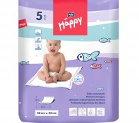 Пеленки для детей HAPPY BELLA BABY 60x60.см. и 60x90 см.. Киев. фото 1