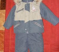 состояние хорошее,очень теплый,капюшон на куртке отстегивается и мех от капюшона. Киев, Киевская область. фото 2