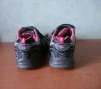 кроссовки детские ,серые с розовыми вставками для мальчика или девочки ,б/у,  хо. Полтава, Полтавська область. фото 4