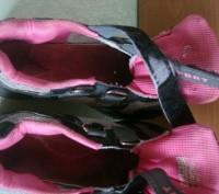 кроссовки детские ,серые с розовыми вставками для мальчика или девочки ,б/у,  хо. Полтава, Полтавська область. фото 9