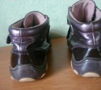 ботинки лакированные для мальчика или девочки , б/у,  смотрите фотографии. Полтава, Полтавская область. фото 4