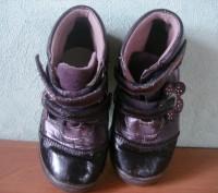 ботинки лакированные для мальчика или девочки , б/у,  смотрите фотографии. Полтава, Полтавская область. фото 3