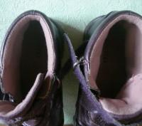 ботинки лакированные для мальчика или девочки , б/у,  смотрите фотографии. Полтава, Полтавская область. фото 5
