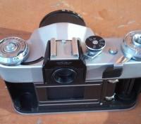 Продам пленочную зеркальную фотокамеру Зенит Е. Житомир. фото 1