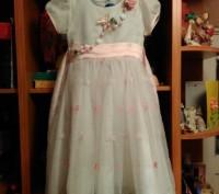 Праздничное платье на девочку, красивые узоры, стильное платье, удобное. Продажа. Житомир, Житомирская область. фото 2