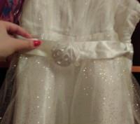 Праздничное платье на девочку с болеро, красивое, удобное, нежное, в отличном со. Житомир, Житомирська область. фото 3
