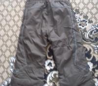 Штаны на девочку на шлейках,шейки регулируются. теплые на синтепоне, красивые.уд. Житомир, Житомирская область. фото 4