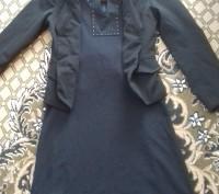 Школьная форма на девочку: пиджак и платье. Форма в хорошем состоянии, красивая,. Житомир, Житомирська область. фото 2