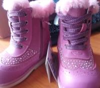 Новые, ортопедические зимние ботиночки Шалунишка, без дефектов, просто подарили,. Житомир, Житомирская область. фото 3