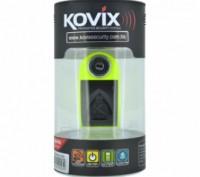Продам новый портативный стильный замок на диск Kovix KD6 Подходит для большинс. Житомир, Житомирская область. фото 7