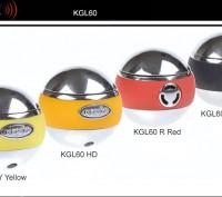 Продам противоугонный замок на диск с сигнализацией Kovix KGL60. Житомир. фото 1