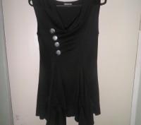 Продам классное модное платье черного цвета фирмы MOLLIE. Размер М/L, 44-46, 95 . Житомир, Житомирская область. фото 2