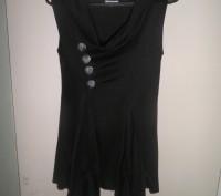 Продам классное модное платье черного цвета фирмы MOLLIE. Размер М/L, 44-46, 95 . Житомир, Житомирская область. фото 3