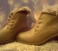 Ботинки зимние.. Житомир. фото 1