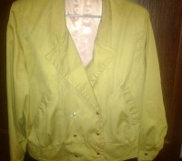 Продам, красивую весеннюю курточку-пиджак.. Житомир. фото 1