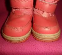 Детские ботинки YTOP для девочки.  Размер – 25 Длина по стельке - 16 см.  Ма. Полтава, Полтавська область. фото 9