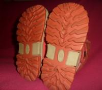 Детские ботинки YTOP для девочки.  Размер – 25 Длина по стельке - 16 см.  Ма. Полтава, Полтавська область. фото 4