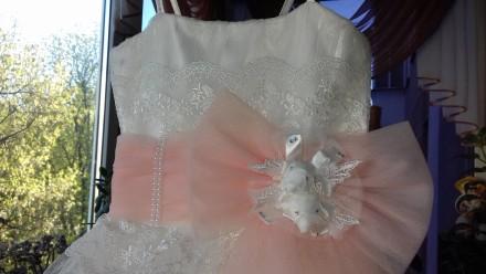 Прокат нарядного платья,как на выпускной так и на другие праздники.Туфельки,сумо. Полтава, Полтавская область. фото 2