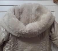 Отличное,теплое зимнее пальто фирмы WOJCIK на девочку 5 лет. Капюшон отстёгивает. Житомир, Житомирська область. фото 6