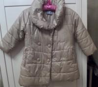 Отличное,теплое зимнее пальто фирмы WOJCIK на девочку 5 лет. Капюшон отстёгивает. Житомир, Житомирська область. фото 2