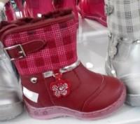Зимние сапожки-ботинки кожаные.Внутри натуральный мех-цигейка.Съёмная шерстяная . Житомир, Житомирская область. фото 2