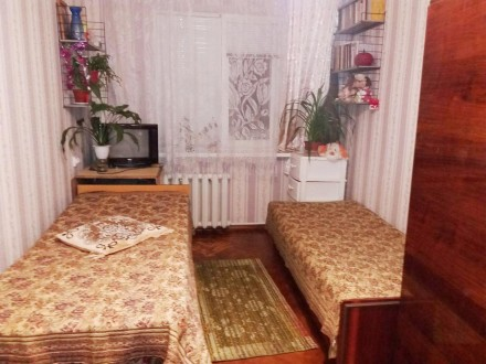 Сдам отдельную комнату (без подселения кого-либо) в 3х комн квартире для 1 девуш. Черемушки, Одесса, Одесская область. фото 5