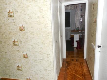 Сдам отдельную комнату (без подселения кого-либо) в 3х комн квартире для 1 девуш. Черемушки, Одесса, Одесская область. фото 9