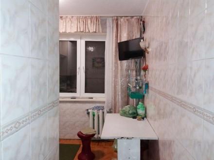 Сдам отдельную комнату (без подселения кого-либо) в 3х комн квартире для 1 девуш. Черемушки, Одесса, Одесская область. фото 4