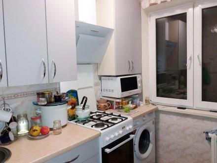 Сдам отдельную комнату (без подселения кого-либо) в 3х комн квартире для 1 девуш. Черемушки, Одесса, Одесская область. фото 3