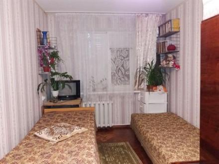 Сдам отдельную комнату (без подселения кого-либо) в 3х комн квартире для 1 девуш. Черемушки, Одесса, Одесская область. фото 6