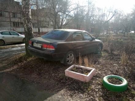 Мазда в нормальном состояние сел и поехал. Киев, Киевская область. фото 3