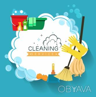 Предлагаю  клининговые услуги – уборка квартиры, дома, офиса и других помещений:. Запорожье, Запорожская область. фото 1
