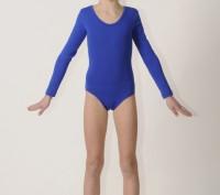 Класичне гімнастичне трико для дівчинки - необхідна річ для занять спортом або т. Бердянск, Запорожская область. фото 3