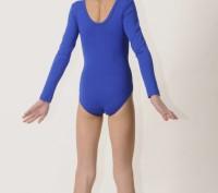 Класичне гімнастичне трико для дівчинки - необхідна річ для занять спортом або т. Бердянск, Запорожская область. фото 4