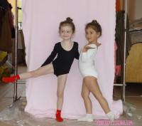Класичне гімнастичне трико для дівчинки - необхідна річ для занять спортом або т. Бердянск, Запорожская область. фото 2