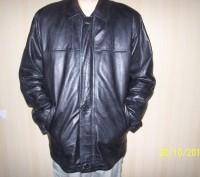 Куртка кожаная зимняя Redskins франция. Бердичев. фото 1