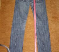Продаю модные серо-синие джинсы для девочки 8-10 лет, фирма here+there COOL by C. Киев, Киевская область. фото 4