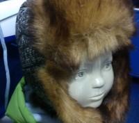 Предлагаю тёплые шапки dembo hause Зима   Фото 4-5-44 обьем  Фото 3-50 обьем. Запорожье, Запорожская область. фото 7