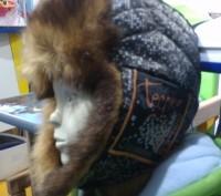Предлагаю тёплые шапки dembo hause Зима   Фото 4-5-44 обьем  Фото 3-50 обьем. Запорожье, Запорожская область. фото 8