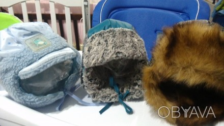Предлагаю тёплые шапки dembo hause Зима   Фото 4-5-44 обьем  Фото 3-50 обьем. Запорожье, Запорожская область. фото 1