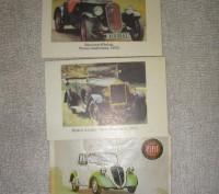 Карманные календарики Ретро Автомобили.СССР.3 шт.. Житомир. фото 1