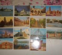 Карманные календарики Города. СССР. Житомир. фото 1