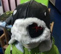 Предлагаю красивые шапки ушанки дембо хаус  Верх плащевка ,подклад тикотаж  . Запорожье, Запорожская область. фото 3